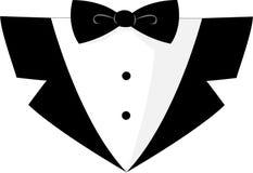 Black Tie Royalty Free Stock Photos