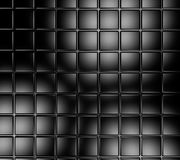 Black tile Stock Photo