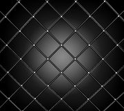 Black tile Stock Images