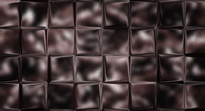 Black Tiles Stock Photography