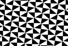 black tiles white royaltyfri illustrationer