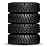 Black tire Stock Photo