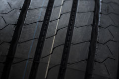 Black  tires close up Royalty Free Stock Photography
