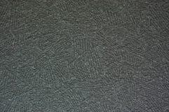 Black concrete vinyl wall cover Stock Photos