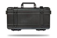 Black tool box isolate on white background Stock Image