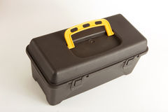 Black Tool box Stock Images