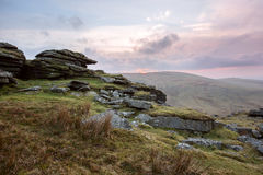 Black Tor Stock Images