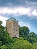 Black Tower Royalty Free Stock Photo