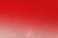 Black traces on the red.  Red - black `deep house music`. Royalty Free Stock Image