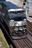 Black Train Stock Image