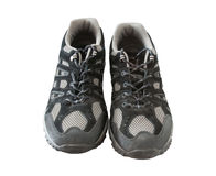 Black Trainers Royalty Free Stock Photo