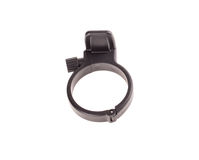 Black tripod mount ring. Royalty Free Stock Photography