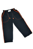 Black trousers Royalty Free Stock Photography
