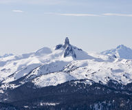 Black Tusk Mountain Royalty Free Stock Photography