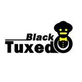Black tuxedo Stock Photo