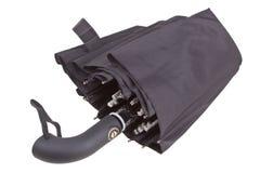 Black Umbrella Royalty Free Stock Photography
