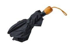 Black umbrella Royalty Free Stock Image