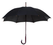 Black Umbrella Stock Image