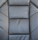 Black upholstery Stock Photography