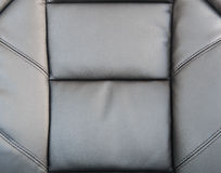 Black upholstery Royalty Free Stock Photos