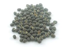 Black Urad Gram Lentil Dal Grain Royalty Free Stock Images