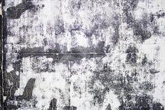 Black Urban Wall Royalty Free Stock Image