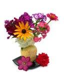 Black vase Stock Photography