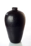 Black vase Royalty Free Stock Image