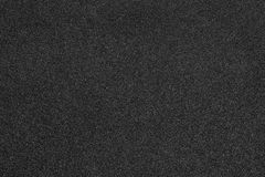 Black velvet paper close up. Texture and background Royalty Free Stock Photography