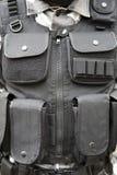 black vest w för s t Royaltyfria Bilder