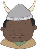 Black Viking Royalty Free Stock Photos