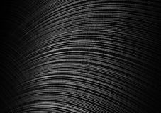 Black vinyl background texture Royalty Free Stock Photography