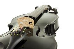 Black Violin Royalty Free Stock Photo