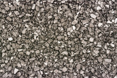 Black Volcanic Salt Royalty Free Stock Photos