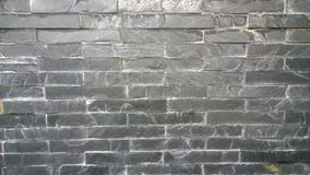 Black wall Stock Photography