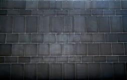 Black wall Stock Image