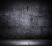 Black wall background Stock Image