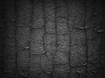 Black wall. Concrete surface of a dark wall Royalty Free Stock Photo