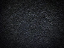 Black wall,stone texture Stock Images