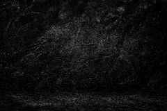 Black wall texture background dark gradient studio for backdrop composition for website magazine or graphic design.  royalty free stock photography