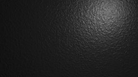 Black wall texture. Digital illustration with place for text. 3d render. Graphic texture of  black wall Royalty Free Stock Photography