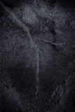 Black wall textured background Royalty Free Stock Images