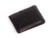 Black wallet Stock Photos