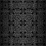 Black wallpaper. Vector decorative texture with shadow Royalty Free Stock Photo