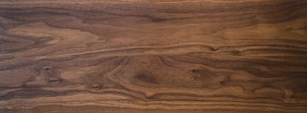 Free Black Walnut Wood Texture From Two Boards Oil Finished Stock Image - 156222991