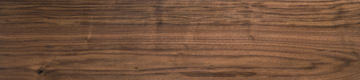 Free Black Walnut Wood Texture Of Solid Board Oil Finished Stock Photos - 156223163