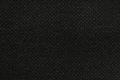 Black washed carpet texture, linen canvas white texture background.  royalty free stock photos