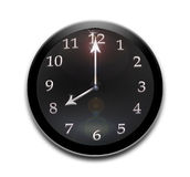 Black watch Royalty Free Stock Image