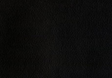 Black watercolor paper texture Royalty Free Stock Images