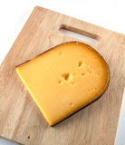 Black wax cheese Royalty Free Stock Photography